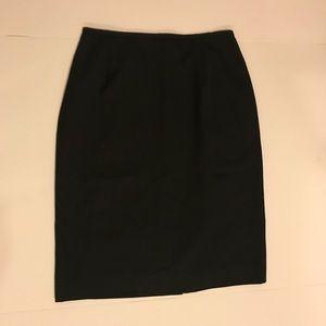 Black Rena Rowan for Saville Skirt Size 10